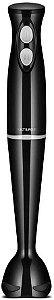 Mixer De Alimentos Gourmet 220V com 350W 2 Velocidades Lâmina de Aço Inoxidável e Copo 600ml Preto Multilaser - FP04…