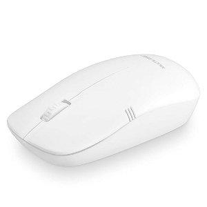 Mouse Sem Fio 2.4GHZ USB Branco - MO286