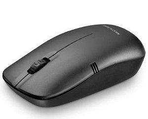 Mouse Sem Fio 2.4GHZ USB Preto - MO285