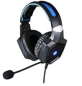 Headset Gamer HP H320, LED, Drivers 50mm - 8AA13AA#ABM