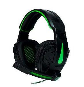 Headset Gamer Com Microfone Gamemax H8657