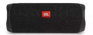Caixa de som Bluetooth JBL FLIP 5 black