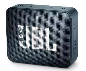 Caixa de Som Bluetooth JBL GO 2 à Prova Dágua 3W Navy