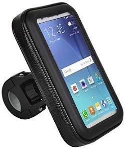 Suporte De Guidão Para Smartphone Até 5.5 Atrio - Bi095