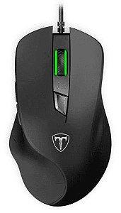 Mouse USB Gaming T-Dagger Detective 3200 DPI Preto T-TGM109