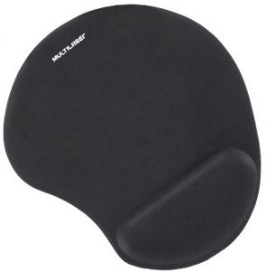 Mouse Pad com Apoio Multilaser - AC024