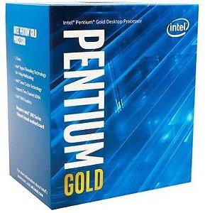Processador Intel Pentium G5400 Coffee Lake, 8a Geração,
