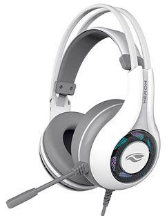 Headset gamer c3tech heron 2 audio 7.1 usb branco, PH-G701WHV2