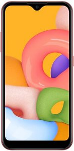 Samsung Galaxy A01, SM-A015M, Android 10.0, Dual Chip, Câmera Dupla Traseira de 13MP+2MP