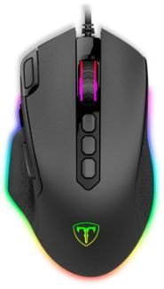 Mouse Gamer T-Dagger Bettle RGB 8000dpi 10 botões, T-TGM305