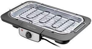 Churrasqueira Elétrica 1800W Multilaser Gourmet com Grelha – CE132