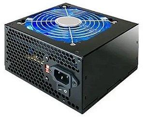 Fonte Atx 500w 24 Pinos 2 Sata High Power - Mymax Mpsu/fp500