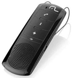 Kit viva voz BT Bluetooth Multilaser - AU201