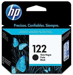 Cartucho HP 122 Preto - CH561HB