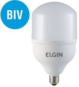 Lâmpada Super Bulbo LED 50W Bivolt 6500K 25000H Base E27 - Elgin