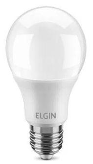 Lâmpada bulbo LED 11w 6500k A60 bivolt Elgin
