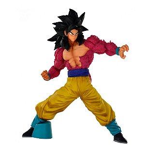 Figure Dragon Ball Gt Goku Super Sayajin 4