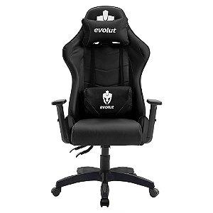 Cadeira Gamer Evolut Lite/Eg904 Preto