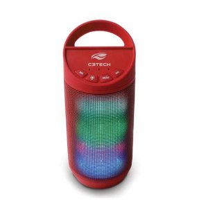 Caixa De Som Speaker Bluetooth C3tech Beat - Sp-B50bk