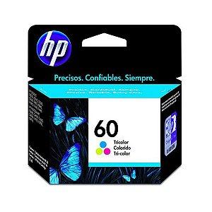 Cartucho de Tinta HP-60 Tricolor 6,5ml