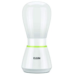 Luminária de Mesa LED com 2 Intensidades 3000K Luz Branca, Bateria Recarregável