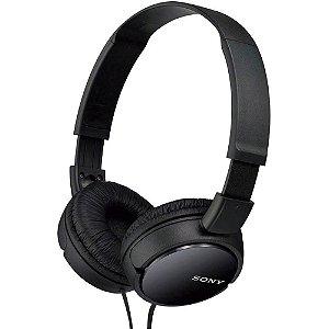 Headphone Sony MDR-ZX310AP/BQCE7 - Preto