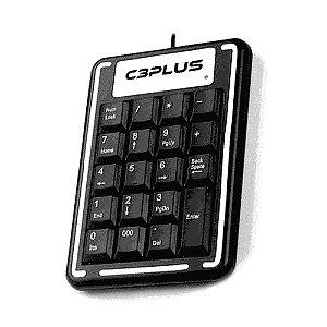 Teclado Numérico Usb C3plus Kn-11bk - C3tech