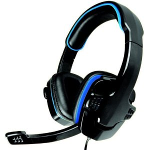 Headset K-Mex Gamer AR-S501 P2 - Preto