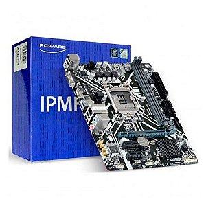 Placa Mãe IPMH310G LGA1151 DDR4 - PCWARE