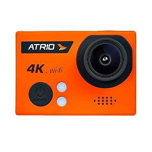 Câmera De Ação Atrio Dc191 Action+Selfie 4K Wifi Tela Lcd 2P