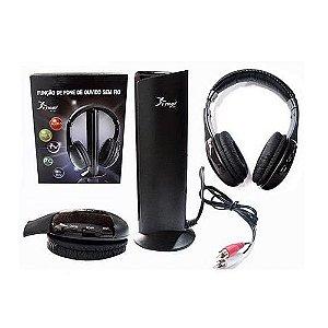 Fone De Ouvido 5 Em 1 Wireless