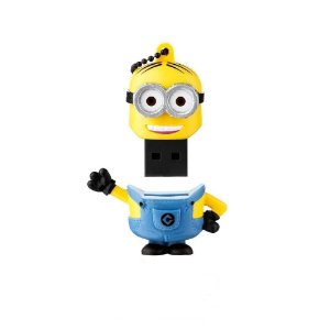 Pen Drive 8GB Minions Dave - Multilaser PD095
