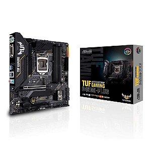Placa Mãe Asus TUF Gaming B460M-Plus Intel LGA 1200 mATX