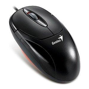 Mouse Genius Xscroll Ps/2 800dpi - Preto