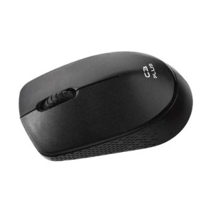 Mouse sem Fio C3Plus Preto, M-W17Bk