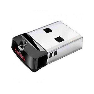 Pen Drive SanDisk Cruzer Fit USB 2.0/3.0 32GB