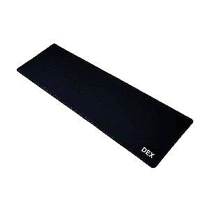 Mouse Pad Gamer Emborrachado 350mm X 800mm - Dex Ry-100