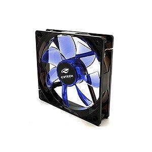 Cooler Fan C3Tech Storm F7-L100, Azul - C3Tech
