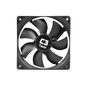 Cooler Fan C3Tech Storm F7-L100, Preto - C3Tech