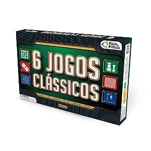 06 Jogos Classicos - Top Line 2759.1