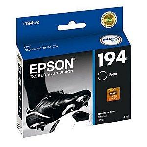 Cartucho de Tinta Epson Preto - T194120BR