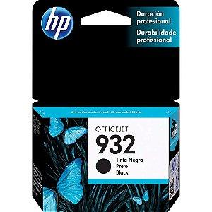 Cartucho de Tinta HP Officejet 932 Preto - CN057AL
