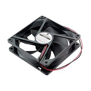 Cooler 5+ 90x90x25mm 12V sem Rolamento