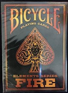Baralho Bicycle Fire  USPCC Edçao Ltda