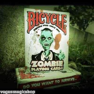 Baralho Bicycle Zombie USPCC