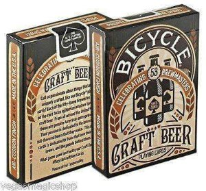 Baralho Bicycle Craft Beer