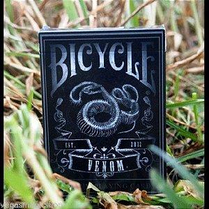 Baralho Bicycle  Venom   USPCC