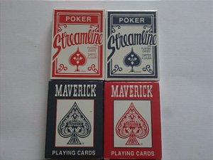 Baralho Maverick  OU  Streamline  Poker