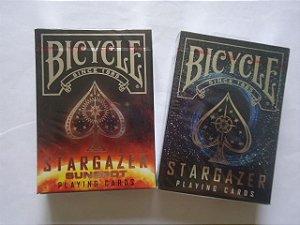 Baralho Bicycle Stargazer Sun Spot  OU Baralho Stargazer   $61,80 cada