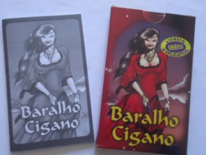 3A - Baralho Cigano + Livreto Explicativo - 36 Cartas Laminada